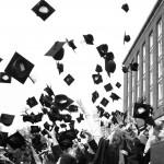 6. Graduation B & W