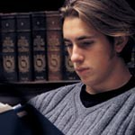 Boy Reading small